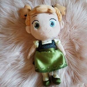 Disney Store Anna Plush Doll